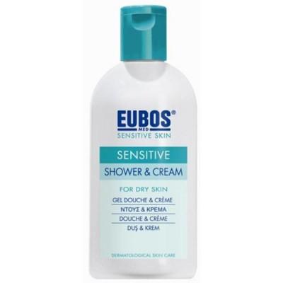 EUBOS SHOWER & CREAM 200ML