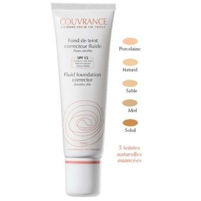 AVENE FOND DE TEINT NATUREL 30ML