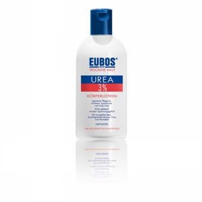 EUBOS UREA 3% BODY LOTION 200ML