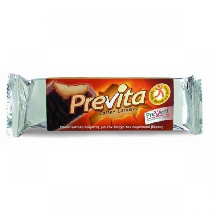 PREVENT PREVITA TOFFEE CARAMEL 3ΤΕΜ. x 60GR