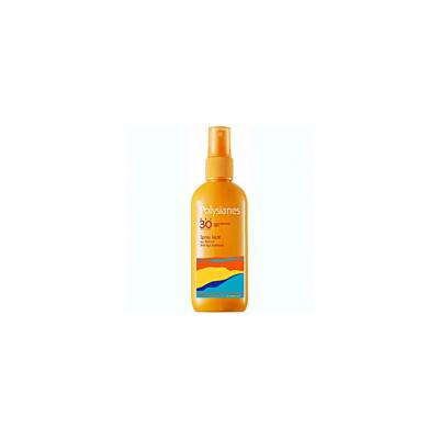 Klorane Polysianes Pr Spray Lacte με Monoi SPF30-Αντηλιακό Γαλάκτωμα Υψηλής Προστασίας, 125ml