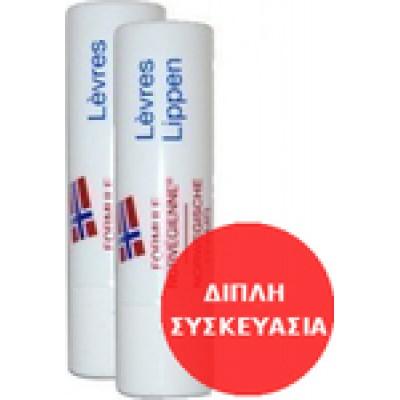 NEUTROGENA NORW. FORMULA LIPSTICK 4.8gr 1+1ΔΩΡΟ