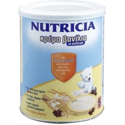 NUTRICIA ΚΡΕΜΑ ΒΑΝΙΛΙΑ ΜΕ ΡΥΖΑΛΕΥΡΟ 300GR