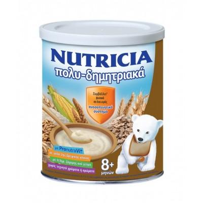 NUTRICIA ΚΡΕΜΑ ΠΟΛΥ-ΔΗΜΗΤΡΙΑΚΑ 300GR