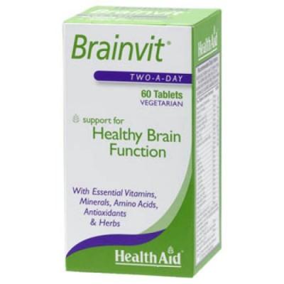 HEALTH AID BRAINVIT™ TABLETS 60'S