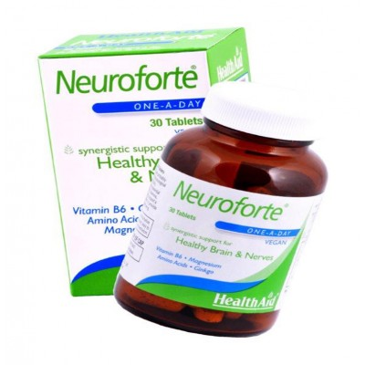 HEALTH AID NEURO FORTE™ TABLETS 30'S