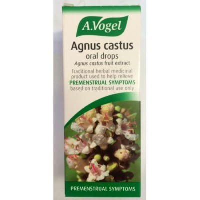 A.VOGEL AGNUS CASTUS ORAL DROPS 50 ML