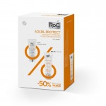 Roc Soleil-Protect 24 ώρη Ενυδατική Κρέμα Hydra+ 40 ml + Anti-shine Fluid Spf 30 50 ml