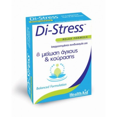 HEALTH AID DI-STRESS 30 TABS
