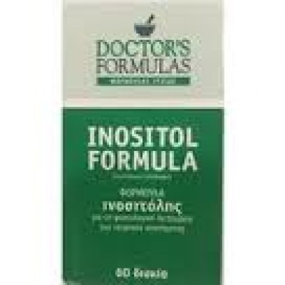 Doctor's Formula Inositol 60 Tabs