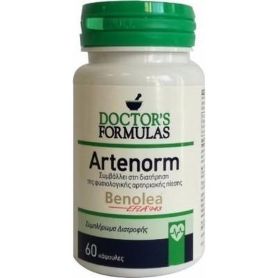 Doctor's Formula Artenorm 60 Caps