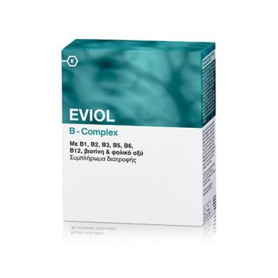 Eviol B-Complex 30 Softgels