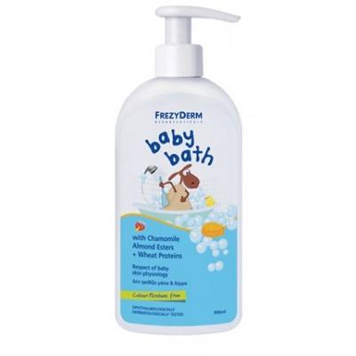 Frezyderm Baby Bath Βρεφικό Αφρόλουτρο 300 ml