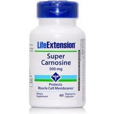 Life Extension Super Carnosine 60 Caps (Φικιωρης)