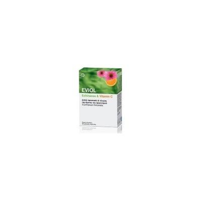 Eviol Echinacea & Vitamin C 30 Softgels