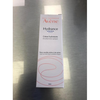 AVENE HYDRANCE OPTIMALE RICHE 40ML NEW