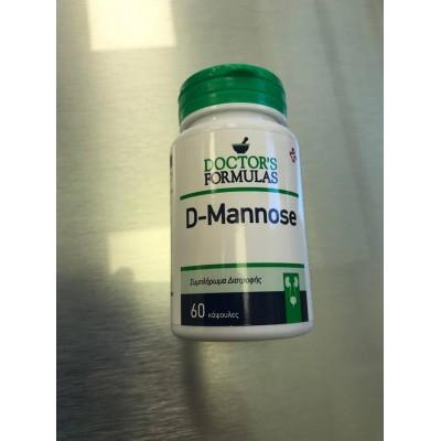 Doctor's Formula D-Mannose 60 Caps
