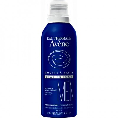 Avene Men Mousse a Raser Shaving Foam 200 ml