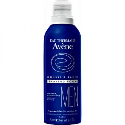 Avene Men Mousse a Raser Shaving Foam 200 ml