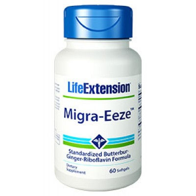 Life Extension Migra - Eeze 60 Softgels