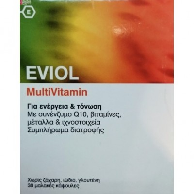 Eviol Multivitamin 30 Softcaps