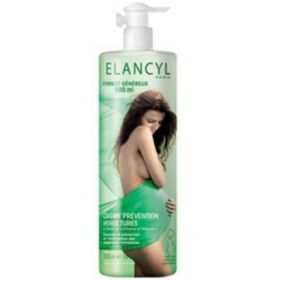ELANCYL CREME PREVENTION VERGETURES ΠΡΟΛΗΨΗ ΡΑΓΑΔΩΝ 500ML