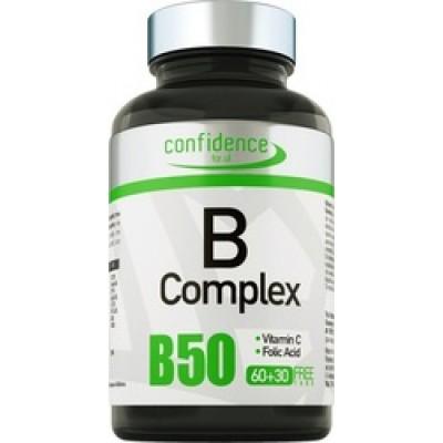 ALFA CHOISE NATURALS B COMPLEX 60+30 TABS