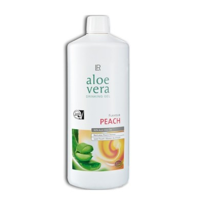 LR Aloe Vera Drinking Gel Peach 1000 ml