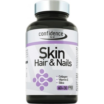 ALFA CHOISE NATURALS SKIN HAIR &NAILS 60+30 TABS