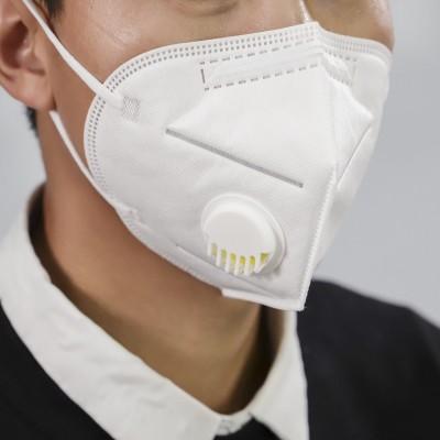 Μάσκα Προστασίας FFP2 με φίλτρο και βαλβίδα πολλαπλών χρήσεων