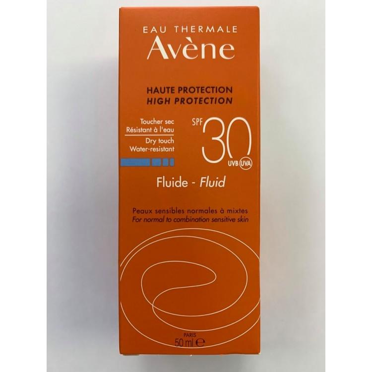 Avene Fluide SPF 30+ 50 ml