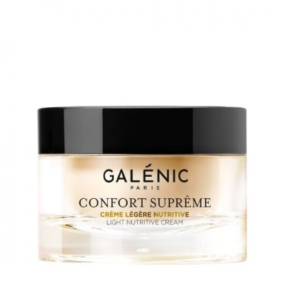 Galenic Confort Supreme Creme Legere Light Nutritive Cream 50ml