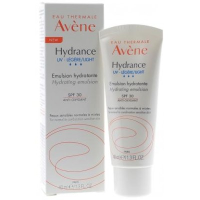 AVENE HYDRANCE OPTIMALE UV LEGERE SPF 30 40ML