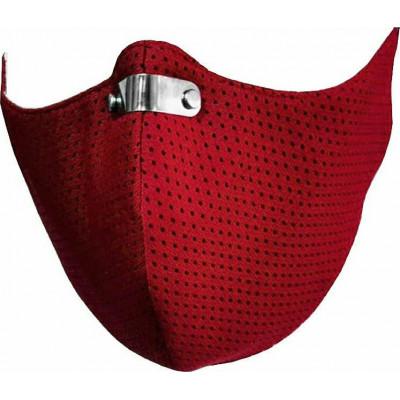 ΜΑΣΚΑ RespiShield με Φίλτρα προστασίας Πολλαπλών Χρήσεων Small ΡΜ2.5 - PM10 ΚΟΚΚΙΝΗ 1τμχ