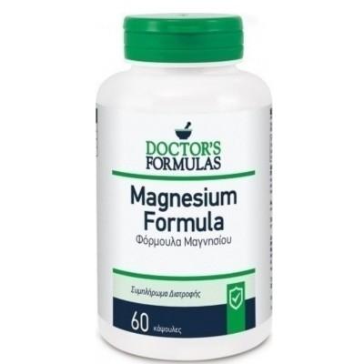 Doctor's Formula Magnesium Formula 60 Caps