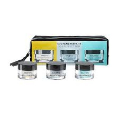 Galenic Sos Perfect Skin Trio Mask Set 3x15 ml