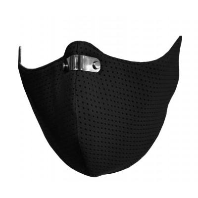 ΜΑΣΚΑ RespiShield με Φίλτρα προστασίας Πολλαπλών Χρήσεων ΡΜ2.5 - Small PM10 ΜΑΥΡΟ 1τμχ