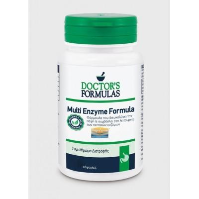 Doctor's Formula Multi Enzyme Formula 30 Caps